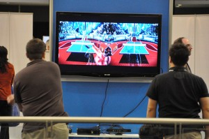 Microsoft Kinect at TechDays Toronto 2010 by John Bristowe auf Flickr