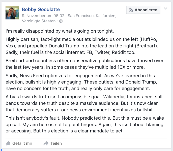 Screenshot Bobby Goodlatte